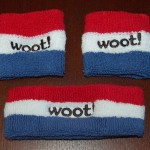 Headband and Armbands