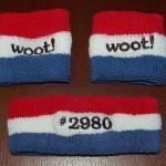 Headband and Armbands - Issue #2980