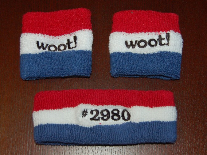 Headband and Armbands - Issue #2980